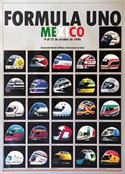 Anonym - Formula Uno Mexico