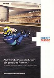 Anonym - Sauber Petronas - Credit Suisse