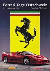 Anonym - Ferrari Tage Ostschweiz