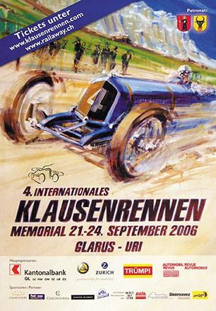 McGeach - Internationales Klausenrennen