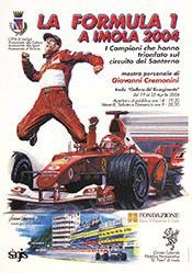 Genovini Giovanni - La Formula 1 a Imola