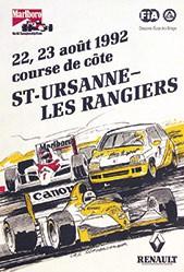 Schoenauer Urs - Course de Côte