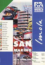 Genovini Giovanni - Gran Premio di San Marino