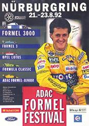 Die Agentour München - ADAC - Formel Festival