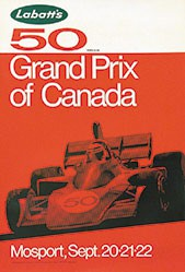Anonym - 50 Grand Prix of Canada