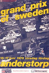 Winquist Arne - Grand Prix of Sweden