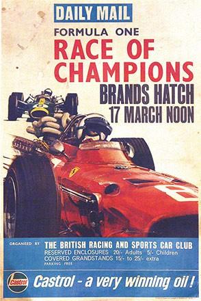 Turner Michael - Race of Champions