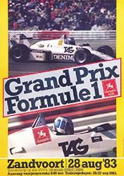van Kempen Vyth - Grand Prix Formule 1