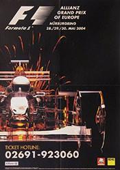 Anonym - Grand Prix of Europe
