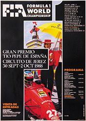 Carter Wong - Gran Premio Tio Pepe de España