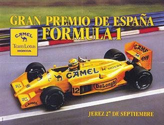 McCann - Gran Premio de España