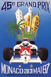 Borgheresi A. - Grand Prix de Monaco
