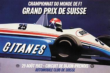 de Seynes C. - Grand Prix de Suisse