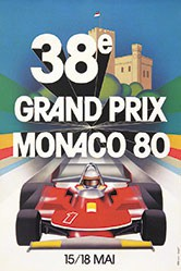 Grognet - Grand Prix de Monaco