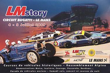 Agence Archimède - LM Story - Circuit Bugatti - Le Mans
