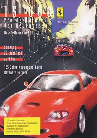Anonym - 50 Jahre Ferrari