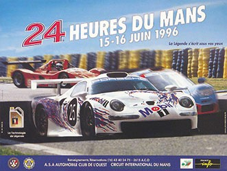REI + HD - 24 heures du Mans