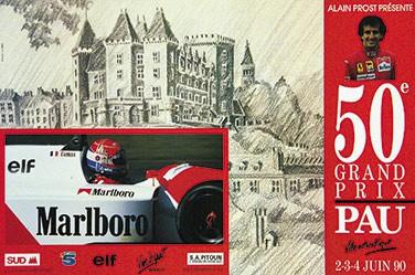 Geronis - 50e Grand Prix Pau