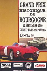 Créaxion - Grand Prix Historique de Bourgogne