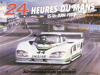 Turner Michael - 24 heures du Mans