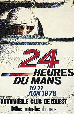 Lardrot - 24 heures du Mans