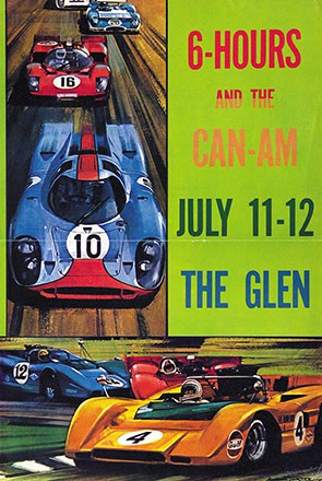 Turner Michael - 6-Hours and the Can-Am