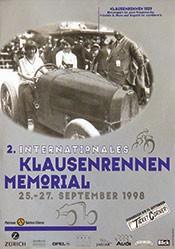 Baumann & Fryberg - Klausenrennen Memorial