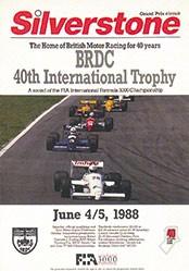 Anonym - BRDC 40th International Trophy