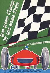 Huber Max - 38e gran premio d'Europe