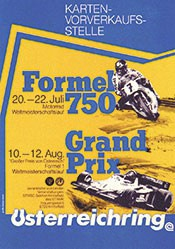Zippe Kurt - Grand Prix Formel 750