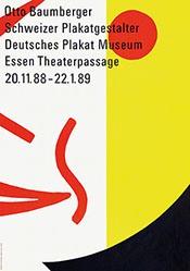 Schlieper Hermann J. - Otto Baumberger Plakate