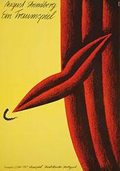 Manthey - August Strindberg - Ein Traumspiel