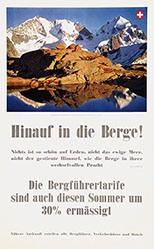 Schneider Franz (Photo) - Hinauf in die Berge - Schweiz