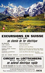 Schneider Franz (Photo) - Excursions en Suisse