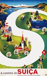 Leupin Herbert - Suica - Schweiz