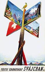 Carigiet Alois - Svajcban - Schweiz