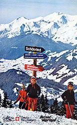Borner Herbert (Photo) - Schönried - Berner Oberland